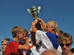 V neděli 11. července vyvrcholilo mistrovství České republiky mládeže v požárním sportu.