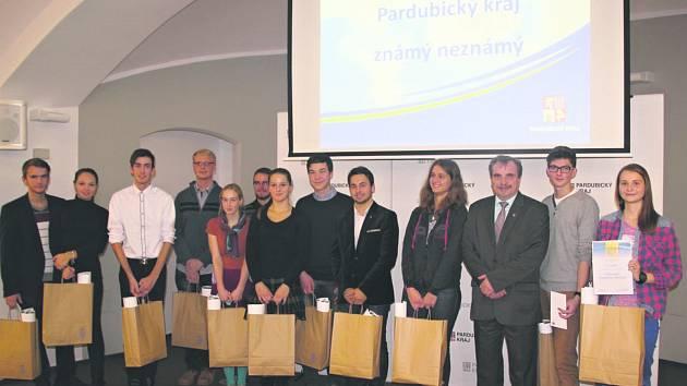 Gymnazisté z Jevíčka skončili třetí.