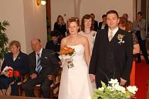 Premiéra v Jevíčku. Na radnici poprvé prožili svatební obřad, na němž nechyběl tlumočník.