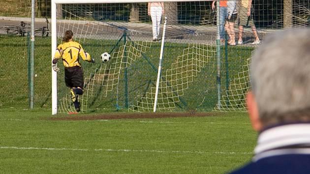 První jarní výhra Slovanu na půdě Lanškrouna.
