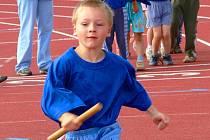 Poprvé v historii se v Litomyšli konala malá olympiáda předškoláků.
