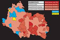 Volby na Svitavsku v souvislostech.