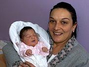 AMY PRUDILOVÁ. Narodila se 15. března Kateřině Stehlíkové a Renému Prudilovi ze Svitav. Měřila 49 centimetrů a vážila 3,65 kilogramu. Má sourozence Michaelu, Báru a Elis.