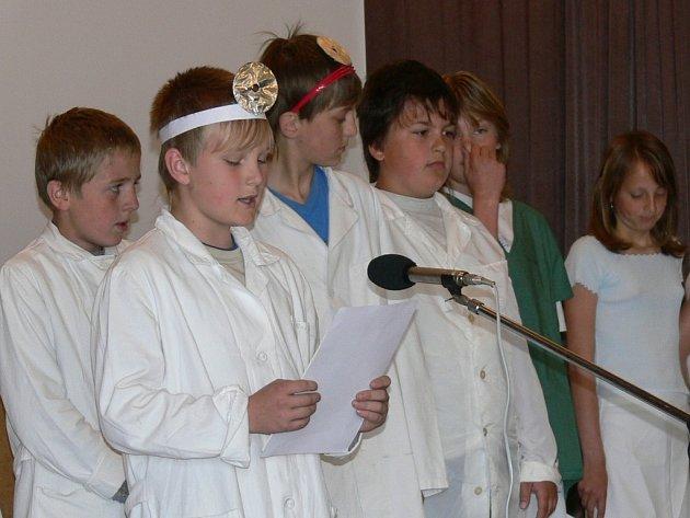 Základní škola v Pomezí usiluje o získání titulu Ekoškola.