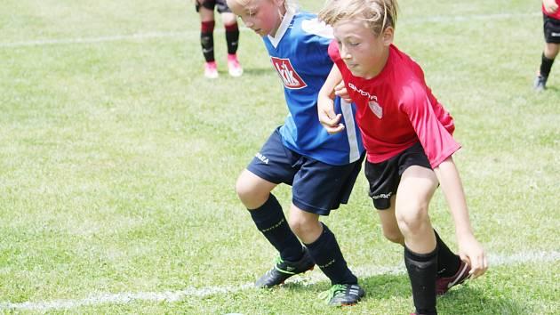 Mládežnický fotbal.