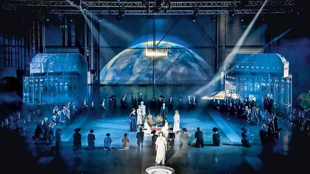 Operu Libuši uvidí lidé na festivalu Smetanova Litomyšl v netradičním prostředí, a to na zimním stadionu.