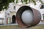 Výstava děl Aleše Veselého - rok 2009.