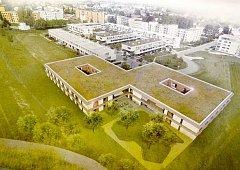 DOMOV PRO SENIORY je hotov pouze na papíře. Na stavbu za 178 milionů korun  chybí peníze. Město hospodaří  s rozpočtem  zhruba 300 milionů a tři čtvrtiny tvoří mandatorní výdaje.