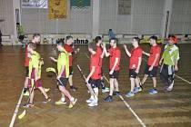 Florbalový turnaj Dona Boska.