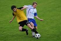Svitavští fotbalisté si poradili se soupeřem z Lanškrouna.