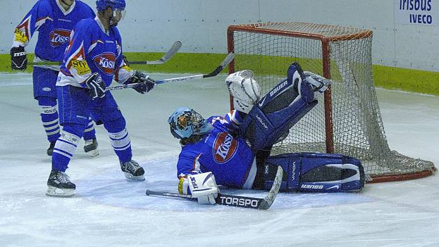 Hokejisté Třebové