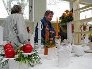 Vánoční výstava betlémů a vánočních tradic v Centru Bohuslava Martinů.