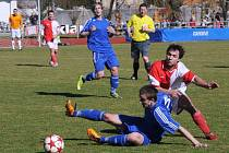 Zdálo se, že houževnatý odpor předposledního Heřmanova Městce svitavské fotbalisty hodně zaskočil.