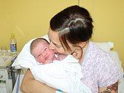 IDA PRECLÍKOVÁ. Narodila se 24. září v 19.54 hodin. Vážila 3,7 kilogramu a měřila 52 centimetrů. S rodiči Magdou a Martinem a tříletým Oskarem bydlí v Litomyšli.
