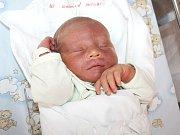 MICHAL NOVOTNÝ. Narodil se 21. září. Vážil 3,3 kilogramu a měřil 48 centimetrů. S rodiči Andreou a Zdeňkem a  bráchou Filipem bydlí v Moravské Třebové.