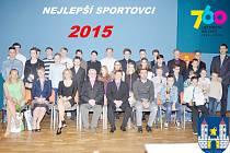 Nejlepší sportovci města Svitavy za rok 2015