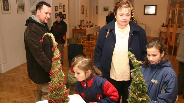 Maďaři navštívili výstavu Salon v Bystrém.