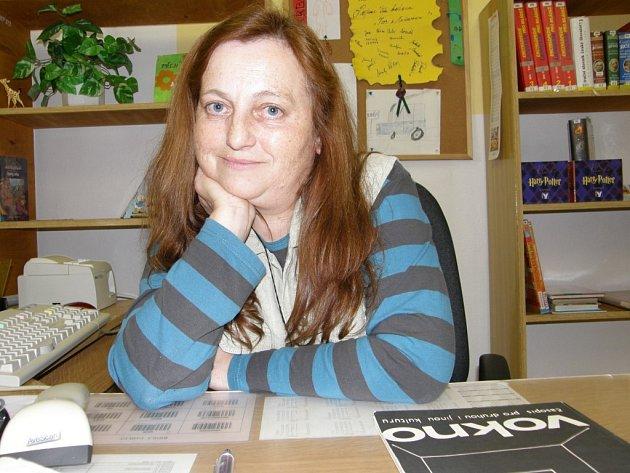 Ludmila Homolová, žena Chartisty