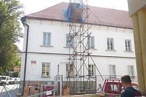 Stavební práce jsou v ZUŠ Bedřicha Smetany minulostí.