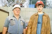 S AUTOREM ČLÁNKU Pavlem Petrem. V polovině 90. let minulého století pracoval pan Sleaman pro americkou firmu Westvaco, stavějící tehdy svůj nový závod ve Svitavách.
