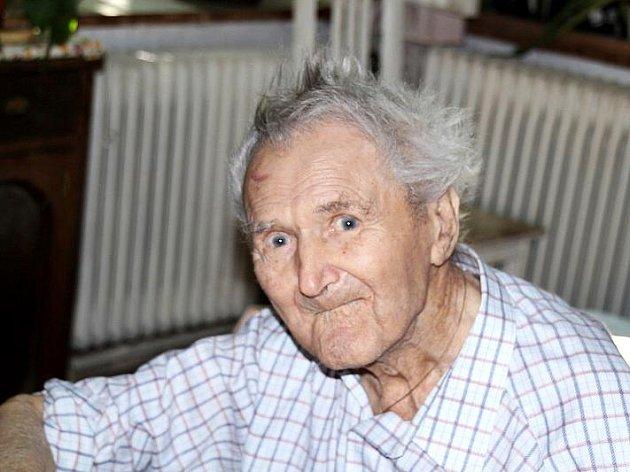 Jan Vondál oslavil 104. narozeniny