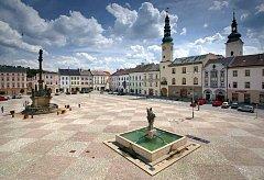 Městská památková rezervace Moravská Třebová.