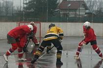 Hokejbalisté Svitav.