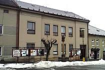 Rodný dům Mackerleho na jevíčském náměstí
