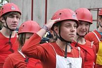 Družstva mladých hasičů mezi sebou soutěžila o minulém víkendu v Sádku.