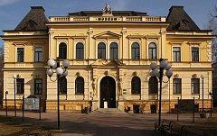 Františkánský klášter v Moravské Třebové.