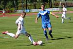 Fotbal U15. Svitavy vs. Hradec Králové.