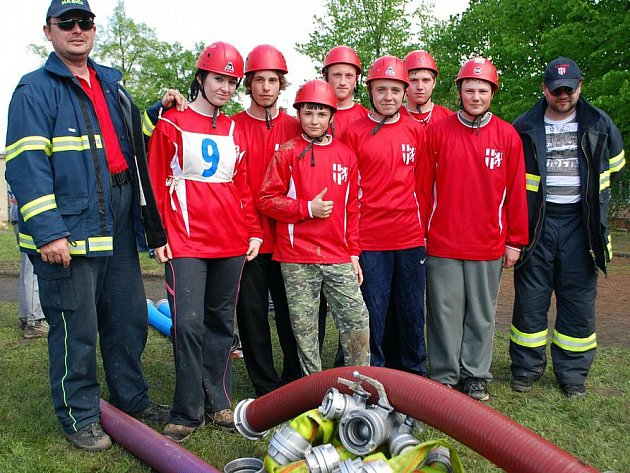 Nejlepší parta mladých hasičů je z Pomezí.