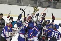 Finálové utkání Litomyšle a Moravské Třebové vyzněl lépe pro Slovan.