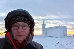 Milan Blaha z Moravské Třebové po 9 letech prodal Českou poštovnu Anežku na Sněžce.