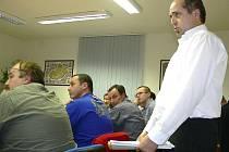 Zástupce sdružení Život  pro krajinu Josef Bojanovský  představil jevíčským zastupitelům  záměr.  Žádají o převod studny a slibují její obnovu nejpozději do tří let.