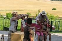 Obyvatelé Slatiny spojili síly, aby mezi sebou přivítali rodiny s hendikepovanými dětmi.