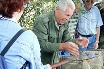 Handicapovaní rybáři z Pardubického kraje bojovali o pohár hejtmana