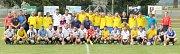 Kunčinský fotbal oslavil kulatiny.