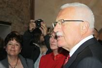 Festival zahájil prezident ČR Václav Klaus, který nad akcí převzal záštitu.