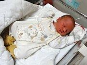 ONDŘEJ BÁRTA. Narodil se 7. ledna Alešovi a Janě z Litomyšle. Vážil 3,7 kilogramu. Má bráchu Adama.