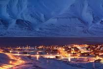 Přednáška o životě v Arktidě.