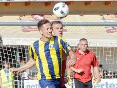 Z utkání TJ Svitavy vs. Sokol Dobříkov (3:0).