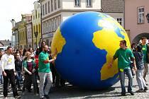 Svitavy hostily třináctý ročník velké mezinárodní akce Globe Games.