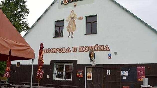 Restaurace U Komína.