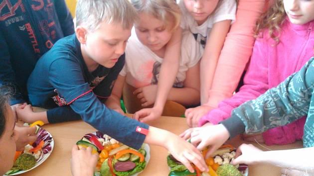 Ovoce a zelenina do škol.