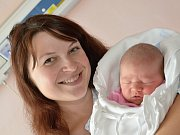TIMEA SMOLEJOVÁ. Narodila se 6. září Petře a Martinovi ze Svitav. Měřila 50 centimetrů a vážila 3,2 kilogramu. Má sestru Anitku.