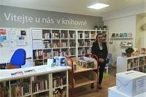Obecní knihovna Jaroměřice.