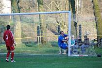 Březová nad Svitavou porazila doma mužstvo z Cerekvice.