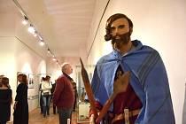 Výstava v Regionálním muzeu v Litomyšli.