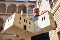 Unikátní modely oživí novou expozici Byl jednou jeden domeček na zámku v Litomyšli.